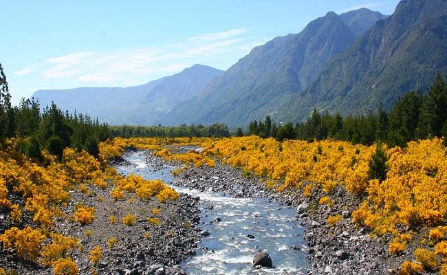 Atracciones turísticas en Chile