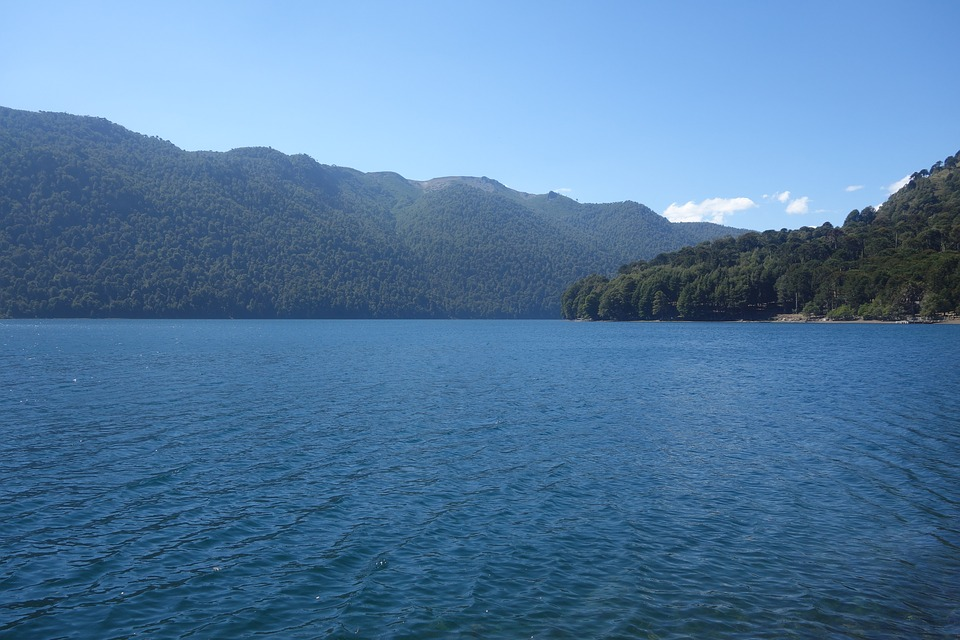 Lago Caburgua.
