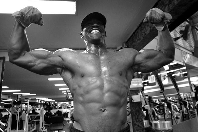 construir músculo.