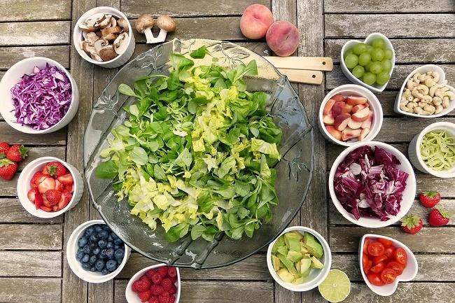 dieta saludable frente al Coronavirus. 0
