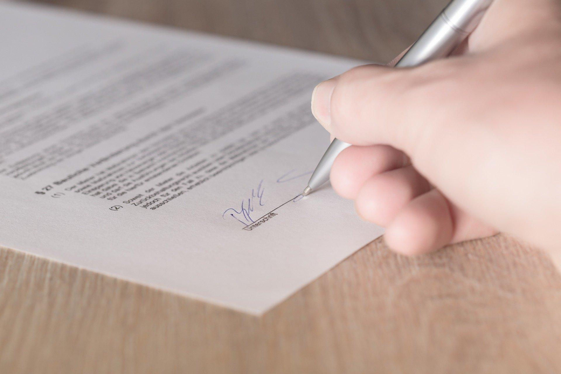 Contrato de arrendamiento Chile